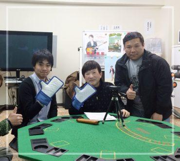 新宿レンタルスペースラジオ収録