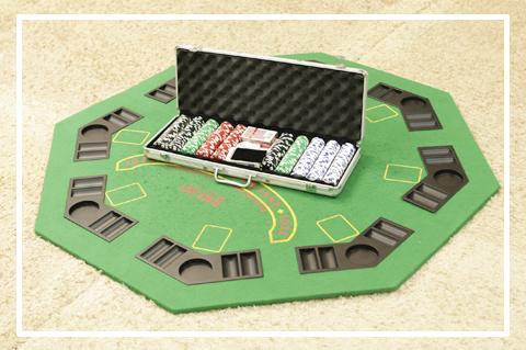 備品ポーカー台