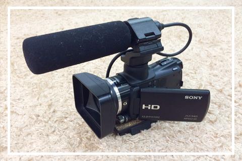 備品HDカメラ